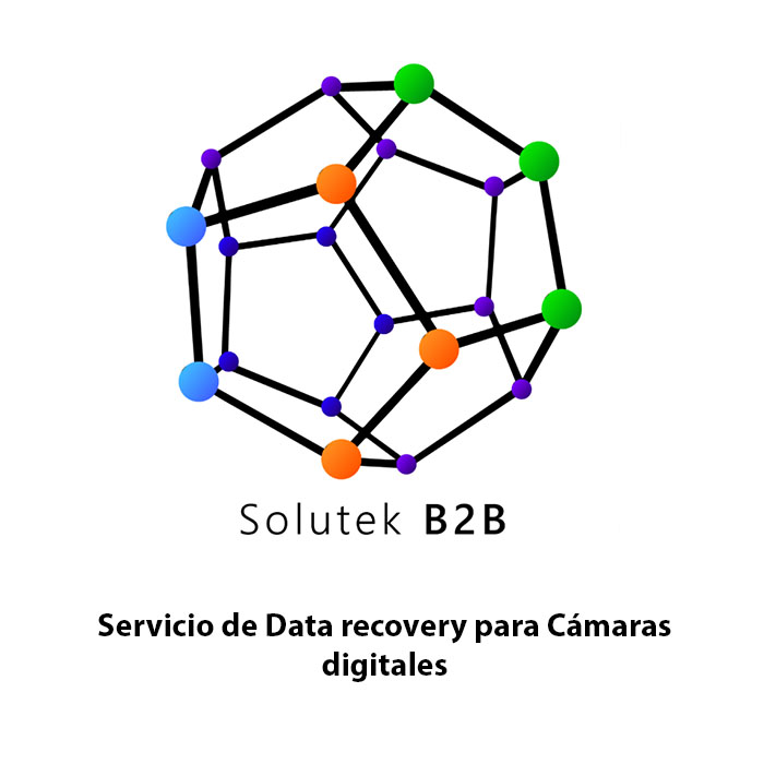Data recovery de Camaras digitales